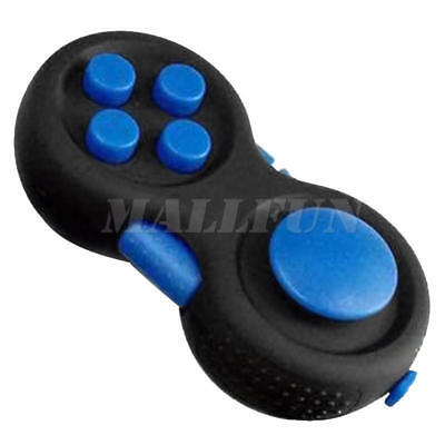 Fidget Hand Shank Pad Handle for Autism ADHD Anixety Relieves Stress Focus Toy
