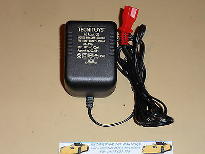 Used SCX SMA1400210T - Australian - 14v Power Supply For Slot Car Track. VGC.