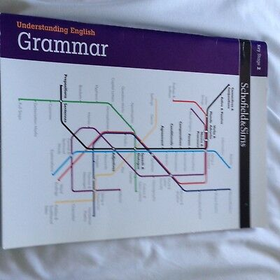 Schofield And Sims -Understanding English Grammar Ks2. New.