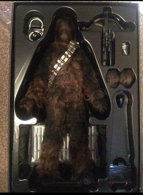 Hot Toys Chewbacca A New Hope Star Wars 1/6 Figure