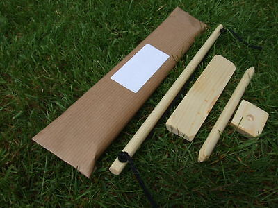 Friction Fire Starter, Bow Drill, Bow Drill Set, Bush craft.