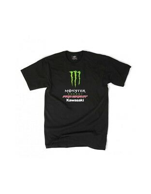 T-shirt pro circuit Monster team taille S - Dirt bike / Pit bike / Mini Moto