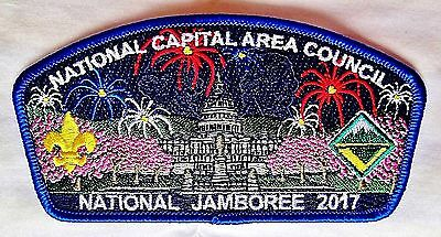 Beautiful ..2017 National Boy Scout Jamboree Official National Capital Patch