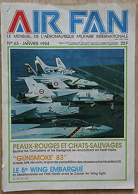AIR FAN 63 - Janvier 1984