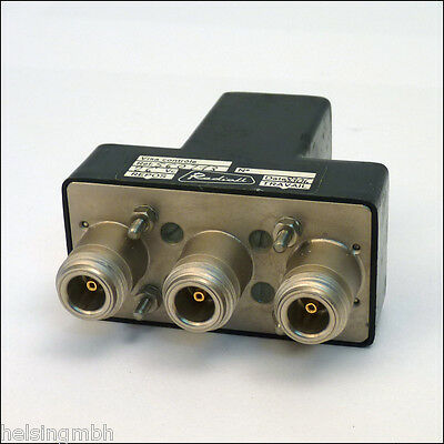 Radiall 560713, HF - Relais, Relay, geprüft, tested