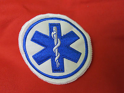 Star of Life   Stickemblem Patch Abzeichen  70 mm