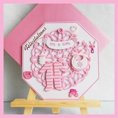 carte de naissance hexagonale, it' a girl !