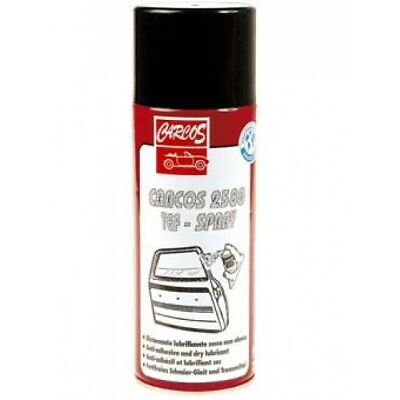 CARCOS 2580 TEFLON SPRAY 400ml