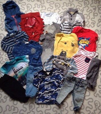 Boys 0-3 Months Clothes Bundle Next River Island