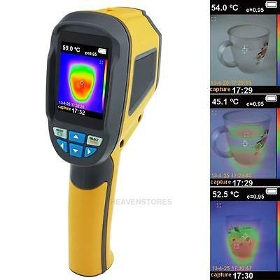 Tool Handheld Thermal Imaging Camera IR Infrared Thermometer Imager -20℃ to 300℃