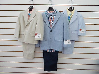 Infant, Toddler, & Boys Izod $80 - $85 Assorted 4pc Suits Size 12 months - 5