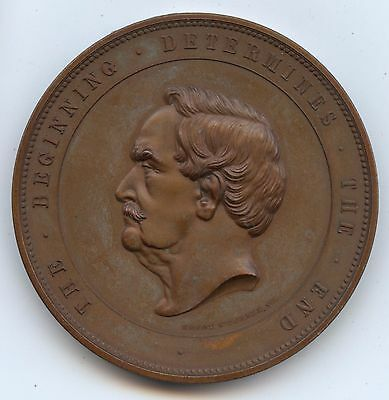 Corcoran Gallery of Art Award Medal (#7923). Washington, DC. By Henry Mitchell,