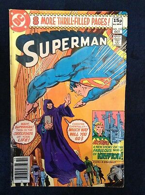 Superman #353 Vol 1 DC Comics