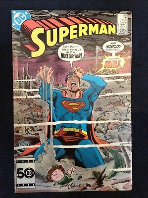 Superman #408 Vol 1 DC Comics