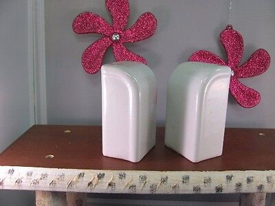 VINTAGE Salt and Pepper Range Shakers