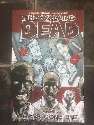 The Walking Dead Volumes 1, 2 And 3