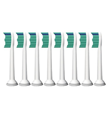 Philips Philips Sonicare HX6018/26 Pro Results Standard Brush Heads Pack of 8