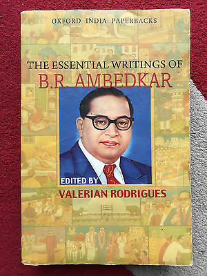 the Essential Writings of B.R. Ambdekar , edited by Valerian Rodrigues