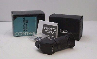 Contax right angle finder N