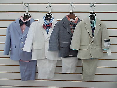 Infant Boys Nautica $79.50 - $80 Assorted 4pc Suits Size 12 Months - 24 Months