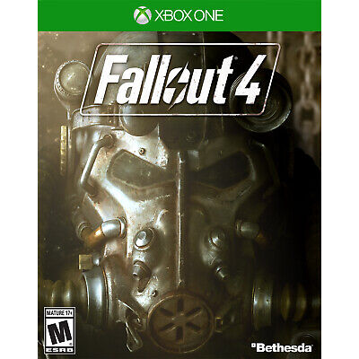 Fallout 4 Xbox One [Factory Refurbished]