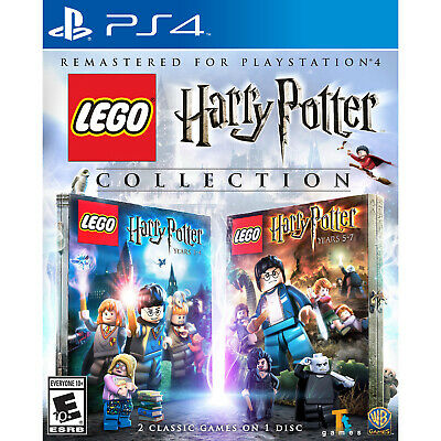 LEGO Harry Potter Collection PS4 [Factory Refurbished]