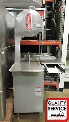 Torrey ST-295-PE Commercial Meat Band Saw - 1 PH, 115V