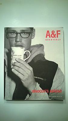 ABERCROMBIE & FITCH QUARTERLY Innocents Abroad Back To School 1999 BRUCE WEBER