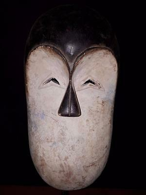 Old Tribal Banso Mask Cameroun Africa........Festac-gb11