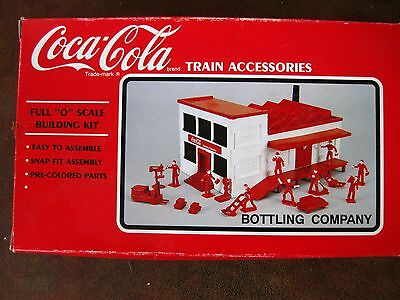 "Coca Cola Bottling Compnay ""O"" Scale Train Accessory"