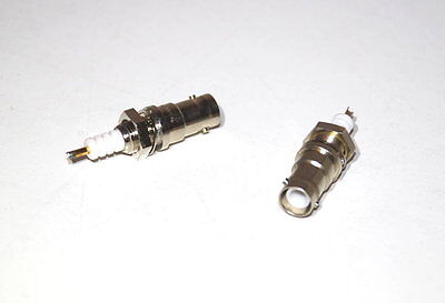 KINGS 1704-1 SHV High Voltage PMT Test  RF Connectors Used 10 Pcs Pack    (RCA3)