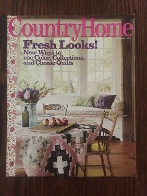 Country Home FEBRUARY 2008 Collections Classic Quilts