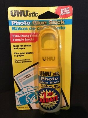 UHU Stic Photo Glue Stick , 20g  - Made in Germany NEW