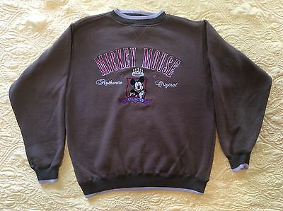 Mickey Mouse Disney sweatshirt crew neck #7-21