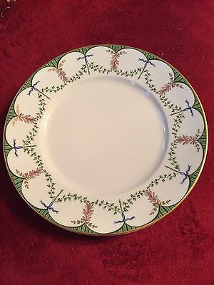 Limoges Bread Plate Made In France 7.5""