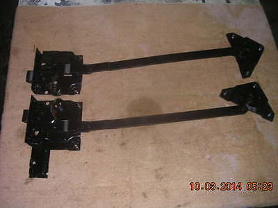 Ford pickup f1 flathead 48 1949 49 50 51 52 door latchs