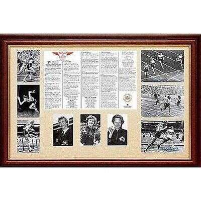 Betty Cuthbert Shirley Strickland Marjorie Jackson Hand Signed Limited Print