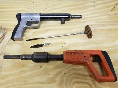 USED Remington Model #490 and allied international Powder Actuated Stud Nail Gun