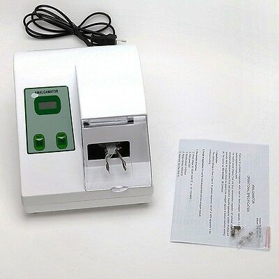 Dental Digital Amalgamator Amalgam Capsule Mixer HL-AH CE Approved