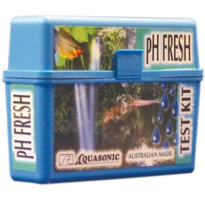 pH Test Kit For Freshwater Aquariums and Fish Tanks