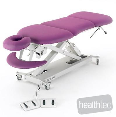 Massage Table -SX with Electric Mid-Lift & Taillift