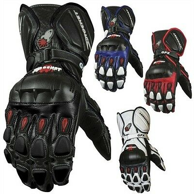 ** Brand New Gpx 2.0 Race Gloves Joe Rocket Motorcycle Gloves - Black ***