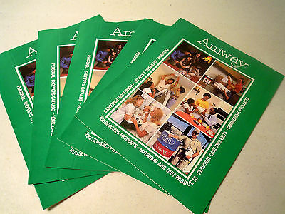 Vintage Amway Product Catalog 1979/1980 (16 Page, NICE CONDITION)