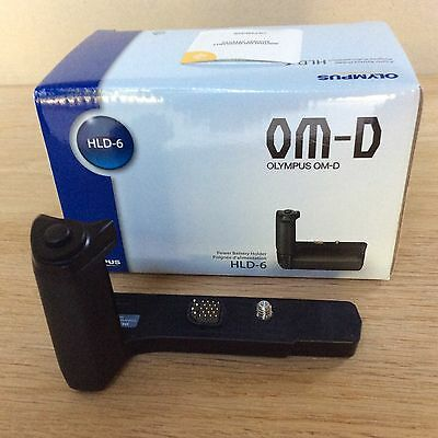 Olympus HLD 6 Power Battery Holder