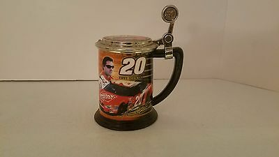 Tony Stewart #20 The Tony Stewart Collectors Tankard 2002