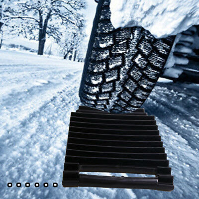Car Winter Tire Anti-skid Truck Snow Patch Chains Wheel Emergency non-slip mat