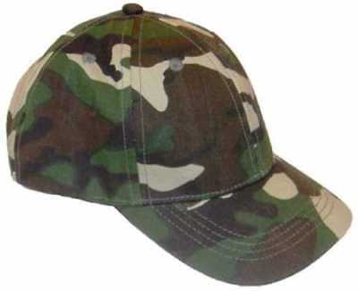 New Boys Girls Kids Army Camouflage Camo Camping Hat Cap Baseball Holiday Sun!