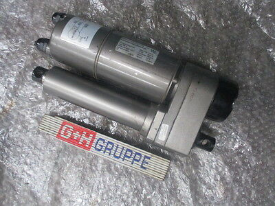 TOP ! WOHLMUTH WR5  Hubmotor Linearmotor ca. 600 kg - 0,6 T