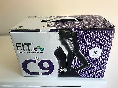 Forever Living - Clean 9 Pack - C9 Kit Cleanse 9 Day Detox Vanilla