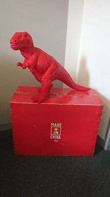 SUI Jianguo DINOSAURE ROUGE -MADE IN CHINA